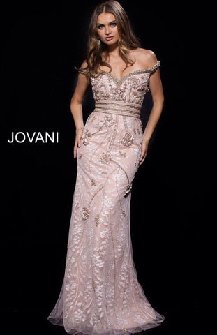 Jovani evening dress 53037