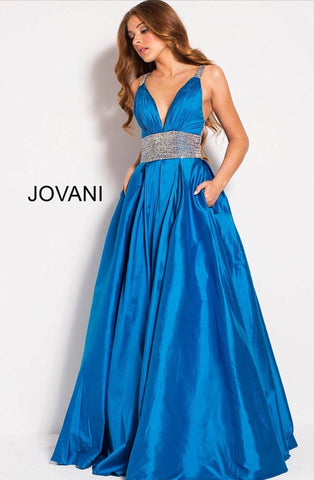 Jovani pageant dress 58600