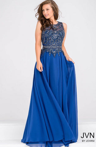 Evening dress JVN47898
