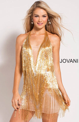 Jovani short dress 57907