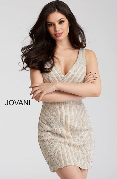 Jovani short dress 55928