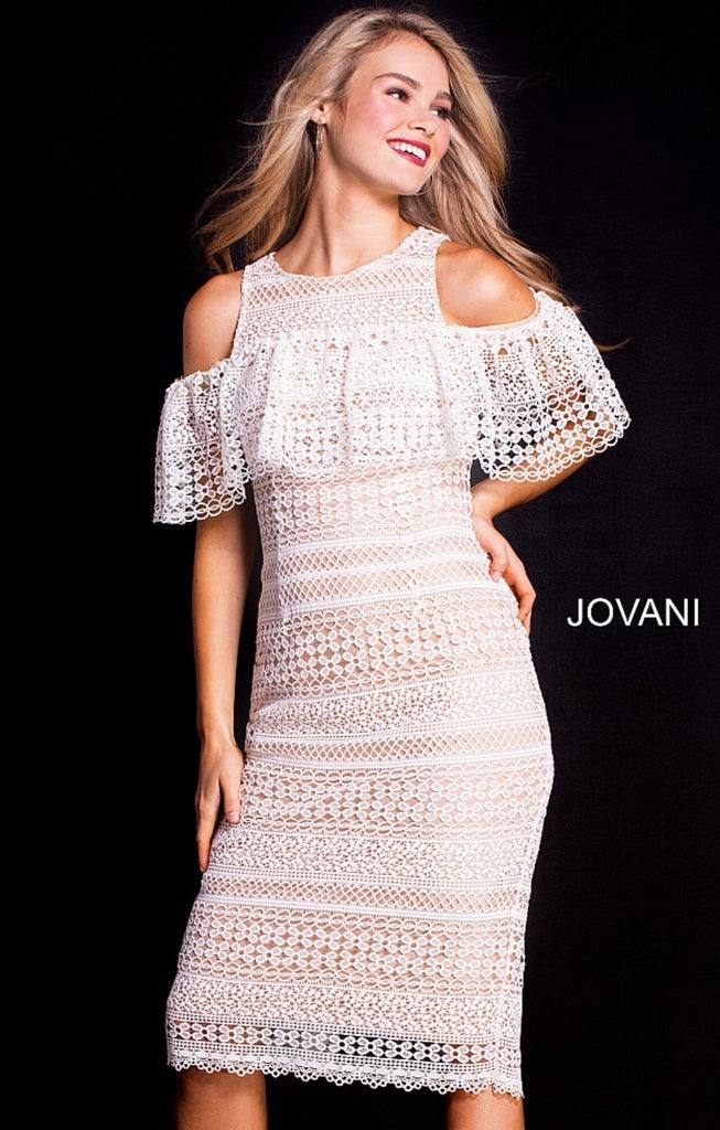 Jovani contemporary dress M61224