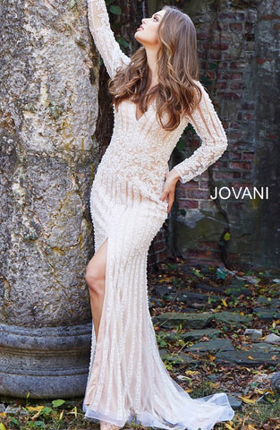 Jovani couture dress 59083
