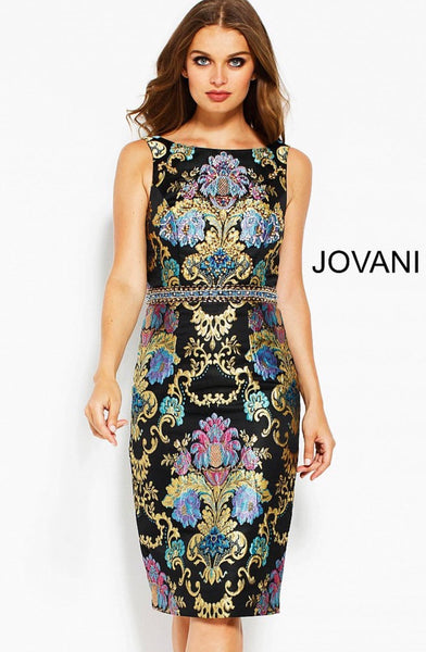 Jovani short dress 53035