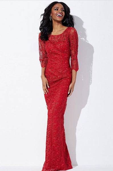Evening dress JVN37217