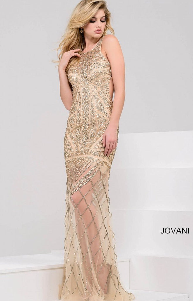 Jovani evening dress 36554