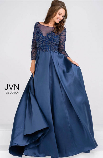 Evening dress JVN48833