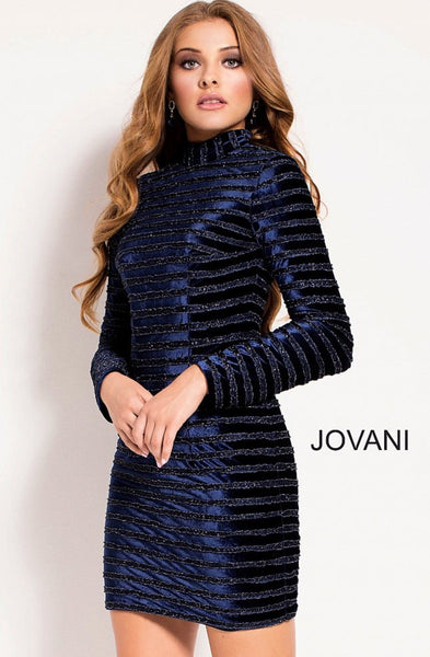 Jovani short dress 52184