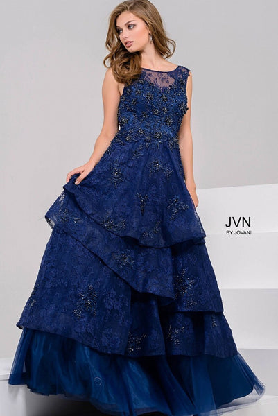 Evening dress JVN50286