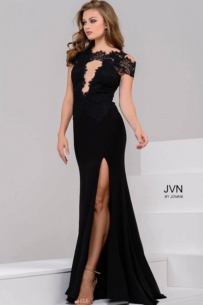 Evening dress JVN43013