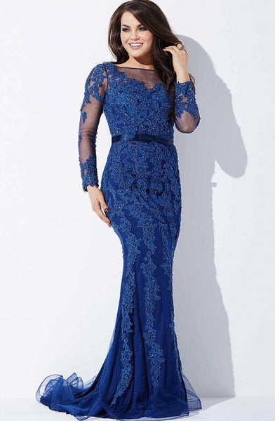 Evening dress JVN36962