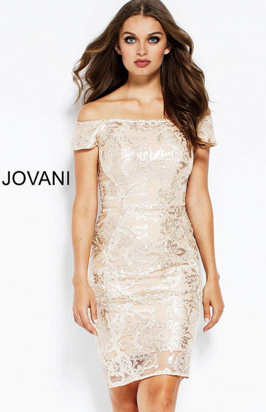 Jovani short dress 50998