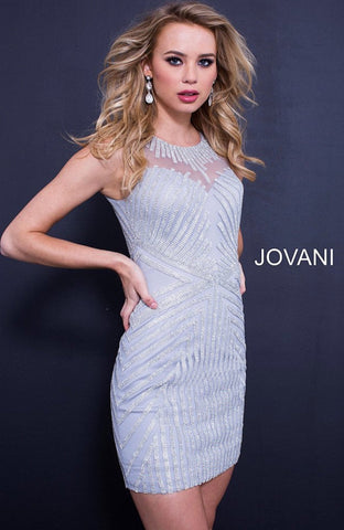 Jovani short dress 55857