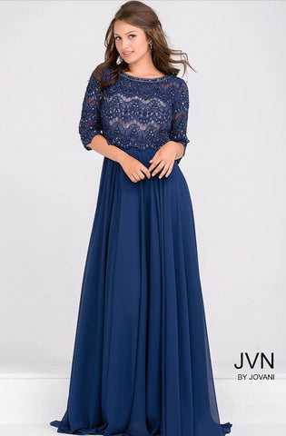 Evening dress JVN48715