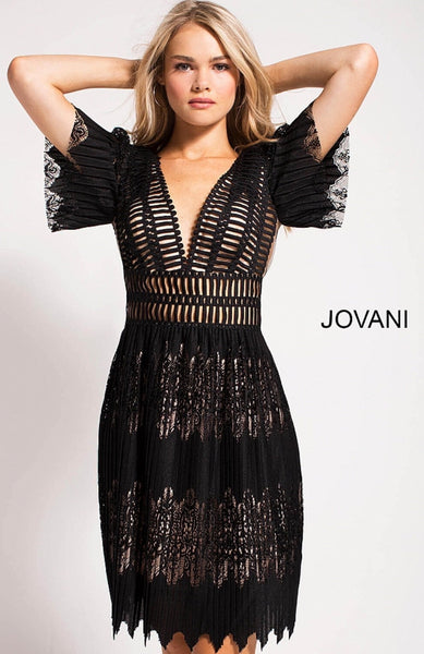 Jovani contemporary dress M60965
