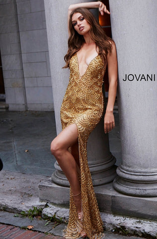 Jovani couture dress 58614