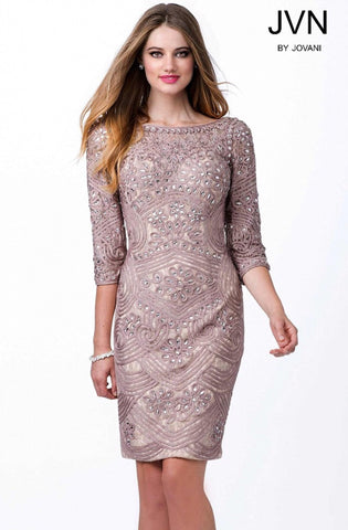 Evening dress JVN29348