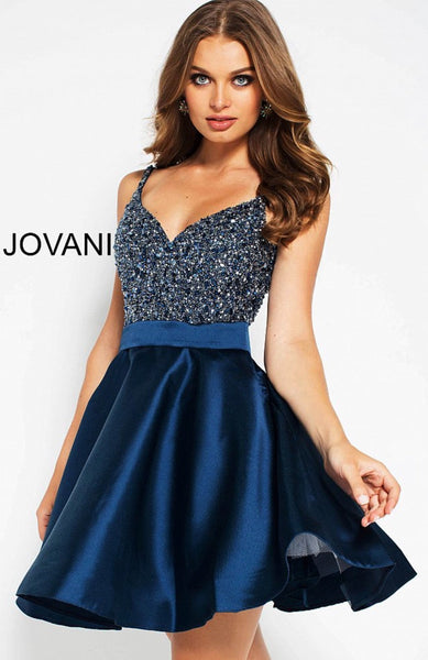 Jovani short dress 52261