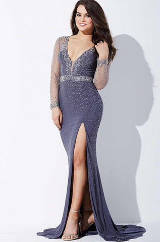 Evening dress JVN36753