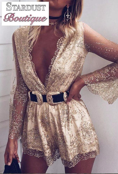 Gorgeous playsuit by Alex