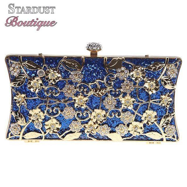 Beautiful Hard Case Clutch