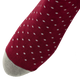 jl-the-brand-2 - BURGUNDY ENGLISH DOTS - JL The Brand - Dress Sock