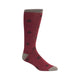 jl-the-brand-2 - BURGUNDY SKULL & BONES - JL The Brand - Dress Sock