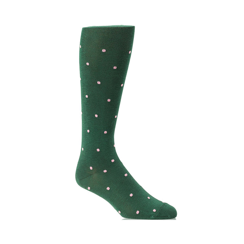 HUNTER GREEN POLKAS