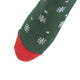 jl-the-brand-2 - HUNTER GREEN SNOWFLAKE - JL The Brand - Dress Sock