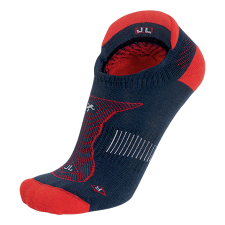 MEN'S PATRIOT NO SHOW PERFORMANCE SOCKS