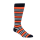 jl-the-brand-2 - ORANGE RUGBY STRIPE - JL The Brand - Dress Sock