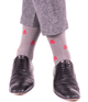 jl-the-brand-2 - GREY SKULL & BONES - JL The Brand - Dress Sock