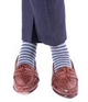 jl-the-brand-2 - TRIPLE STRIPE - JL The Brand - Dress Sock