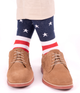 jl-the-brand-2 - THE AMERICAN - JL The Brand - Dress Sock