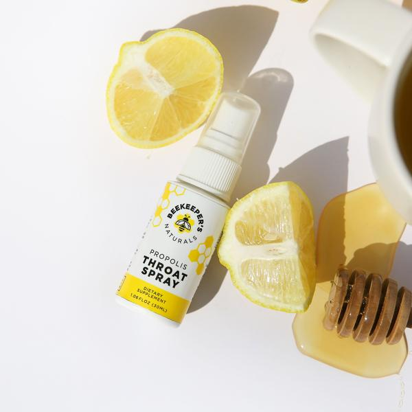 Beekeeper's Naturals - Propolis Throat Spray - Anise Modern Apothecary