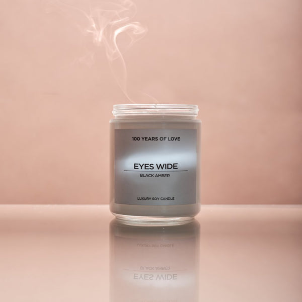 100 Years Of Love - Eyes Wide Candle - Anise Modern Apothecary