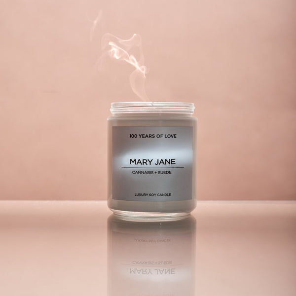 100 Years of Love - Mary Jane Candle - Anise Modern Apothecary