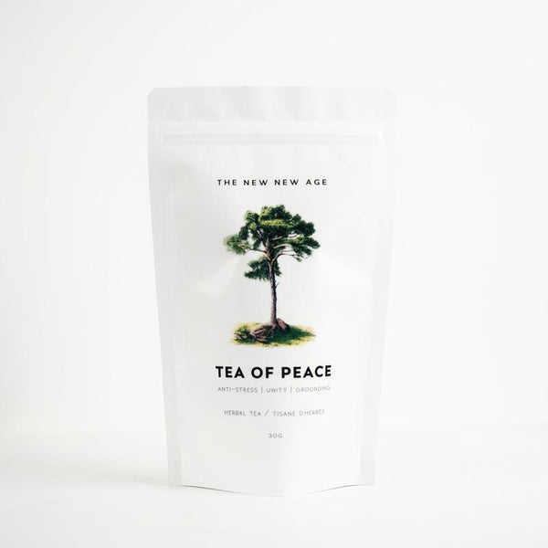 The New New Age - Tea of Peace - Anise Modern Apothecary