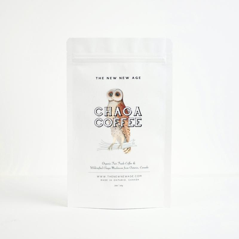 The New New Age - Chaga Coffee - Anise Modern Apothecary