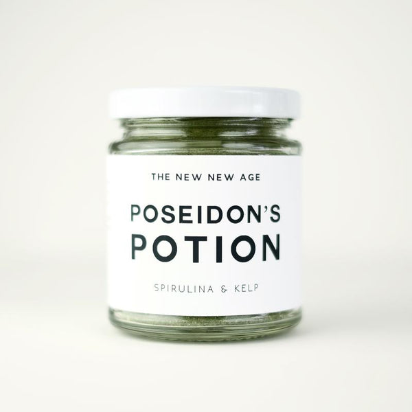 The New New Age - Poseidon's Potion - Anise Modern Apothecary