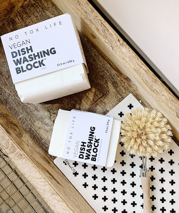 No Tox Life Dish Block - Anise Modern Apothecary