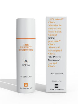 Consonant Skincare  The Perfect Sunscreen - Anise Modern Apothecary