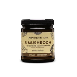 Harmonic Arts 5 Mushroom Concentrated Powder - Anise Modern Apothecary