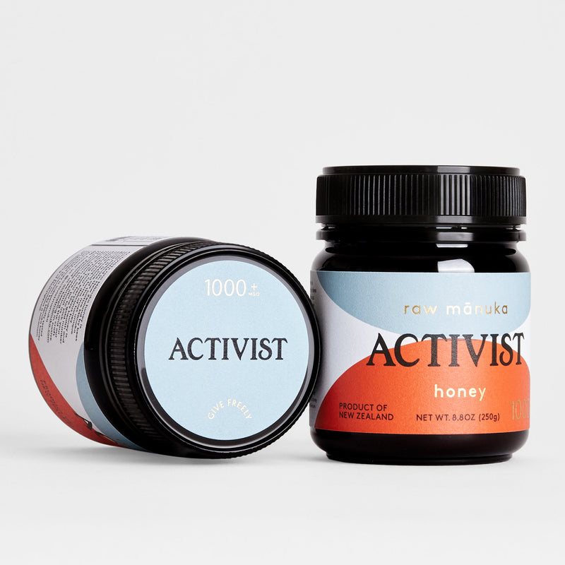 ACTIVIST Raw Manuka Honey 1000+MGO The Ultimate - Anise Modern Apothecary