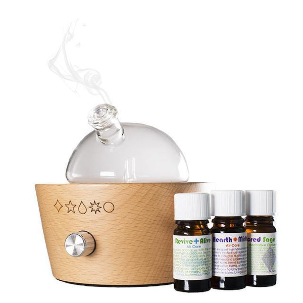 Living Libations Ultrasonic Aromatherapy Diffuser - Anise Modern Apothecary