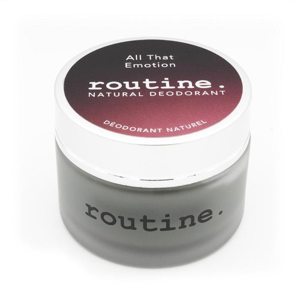 Routine Natural Goods All That Emotion Deodorant Cream - Anise Modern Apothecary