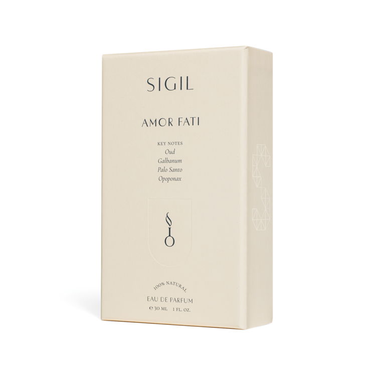 Sigil Amor Fati - Anise Modern Apothecary