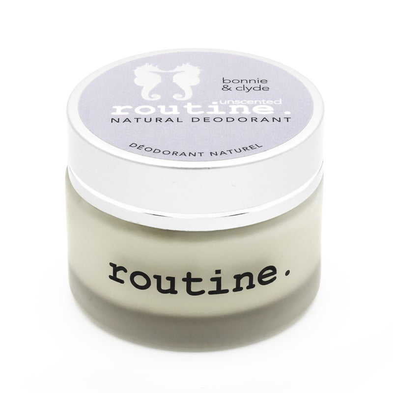 Routine. Natural Goods Bonnie n Clyde