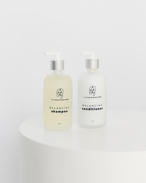The Hair Routine Balancing Bundle - Anise Modern Apothecary