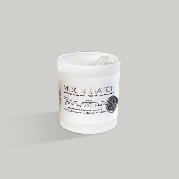 Ritual Provisions Moon Batch Candle Starlight - Anise Modern Apothecary
